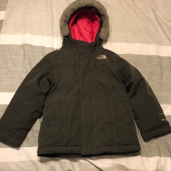 c069dd025511 Toddler Girls North Face Coat